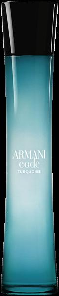 Giorgio Armani Code Turquoise pour Femme Eau Fraiche. Nat. Spray