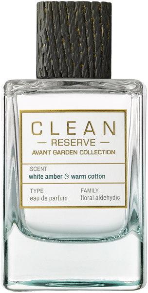 Clean Reserve Avant Garden Collection White Amber & Warm Eau de Parfum Nat. Spray