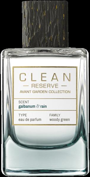 Clean Reserve Avant Garden Collection Galbanum & Rain Eau de Parfum Nat. Spray