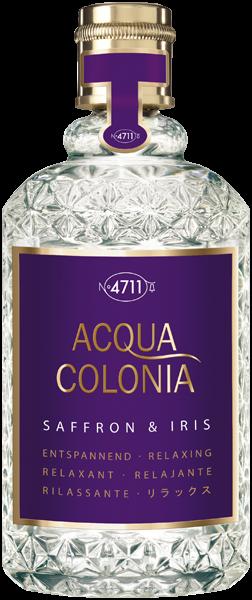 4711 Acqua Colonia Saffron & Iris Eau de Cologne Nat. Spray