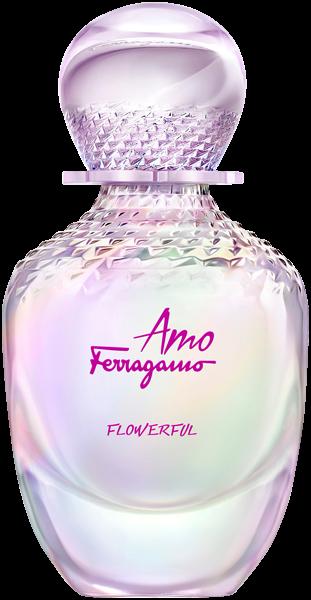 Salvatore Ferragamo Amo Flowerful Eau de Toilette Nat. Spray