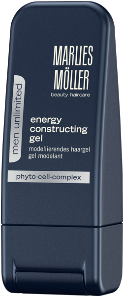 Marlies Möller Men Unlimited Energy Constructing Gel