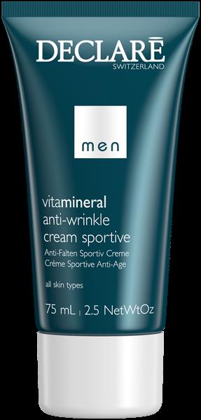 Declaré Vitamineral Formula for Men Anti-Wrinkle Cream Sportive
