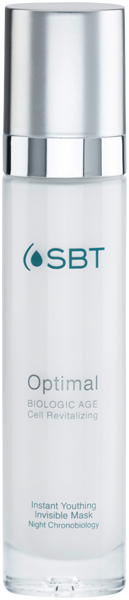 SBT Cell Identical Care Optimal Instant Youthing Invisible Mask / Night Chronobiology