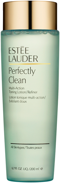 Estée Lauder Perfectly Clean Multi-Action Toning Lotion/ Refiner