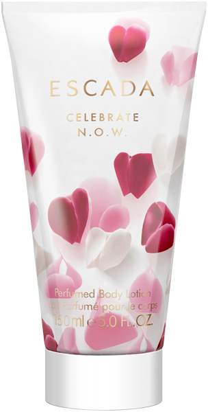 Escada Celebrate N.O.W. Perfumed Body Lotion