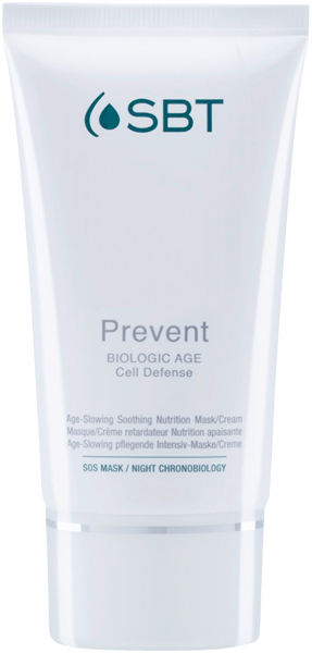 SBT Cell Identical Care Prevent Age-Slowing Soothing Nutrition Mask/Cream
