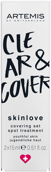 Artemis Skin Love Clear & Cover Covering
