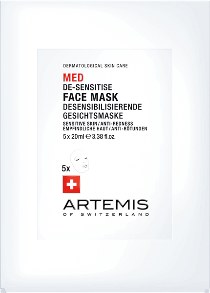 Artemis Med De-Sensitive Face Mask