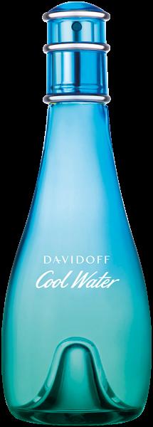 Davidoff Cool Water Woman Eau de Toilette Nat. Spray Summer Edition