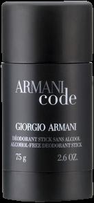Giorgio Armani Code Pour Homme Deodorant Stick