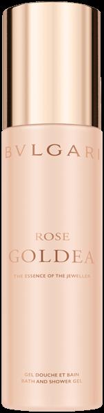 Bvlgari Rose Goldea Bath and Shower Gel