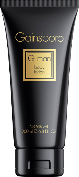 Gainsboro G-Man Body Lotion