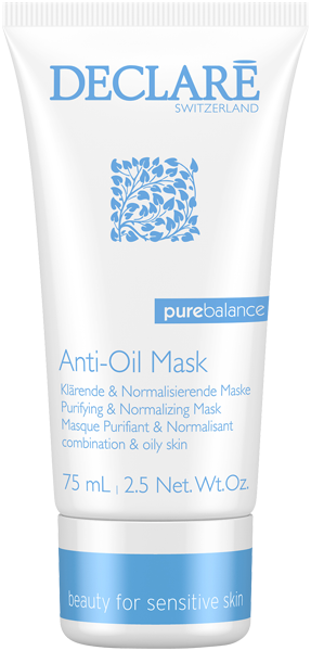 Declaré Pure Balance Anti-Oil Mask