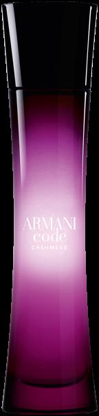 Giorgio Armani Code Cashmere Pour Femme Eau de Parfum Nat. Spray