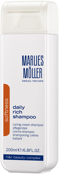 Marlies Möller Softness Daily Rich Shampoo