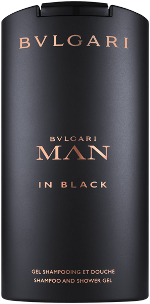 Bvlgari Man In Black Shampoo & Shower Gel