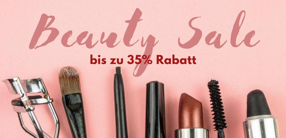 Parfümerie-Sale: Parfum, Make-up & Pflege reduziert