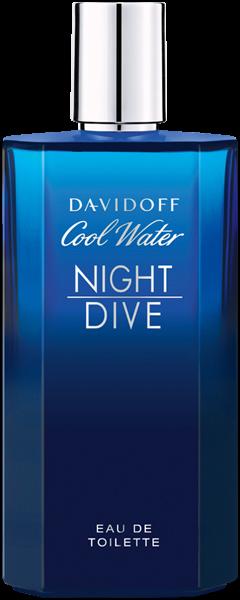 Davidoff Cool Water Night Dive Eau de Toilette Nat. Spray