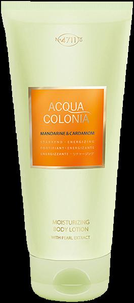4711 Acqua Colonia Mandarine & Cardamom Moisturizing Body Lotion with Pearl Extract