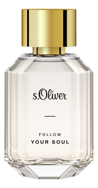 S.Oliver Follow Your Soul Women Eau de Toilette Nat. Spray