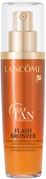 Lancôme Flash Bronzer Gel Visage