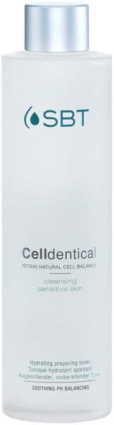 SBT Cell Identical Care Celldentical Hydrating Preparing Toner