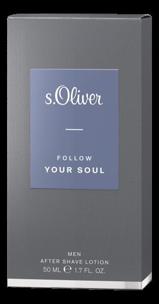 S.Oliver Follow Your Soul Men Eau de Toilette Nat. Spray