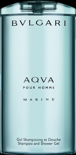 Bvlgari Aqva Marine Shampoo & Shower Gel