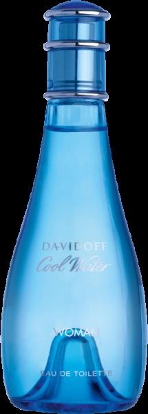 Davidoff Cool Water Woman Eau de Toilette Nat. Spray