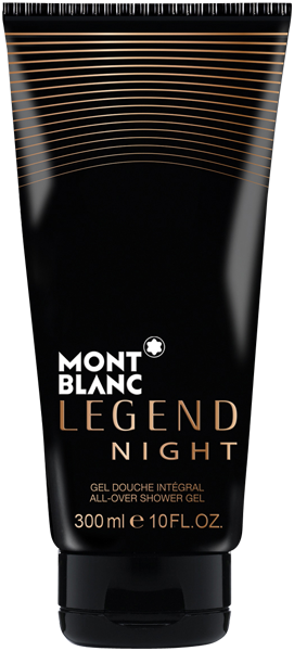 Montblanc Legend Night Shower Gel