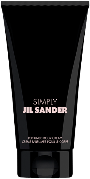Jil Sander Simply Eau Poudrée Body Cream