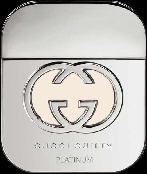 Gucci Guilty Platinum Eau de Toilette Nat. Spray